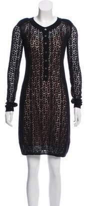 Marc by Marc Jacobs Wool-Blend Sweater Dress w/ Tags