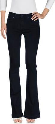 7 For All Mankind Denim pants - Item 42636028HX