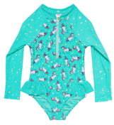 Hula Star Stardust Dream One-Piece Rashguard Swimsuit