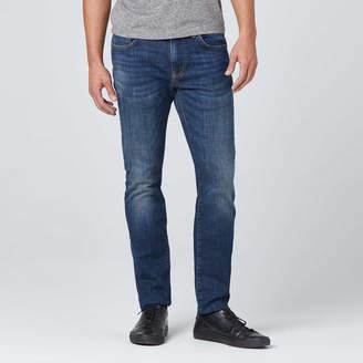 DSTLD Skinny-Slim Jeans in Medium Blue