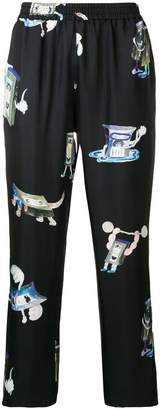 Soulland Toast trousers