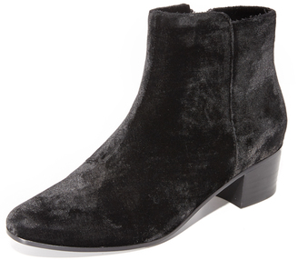 Joie Fenella Booties $338 thestylecure.com