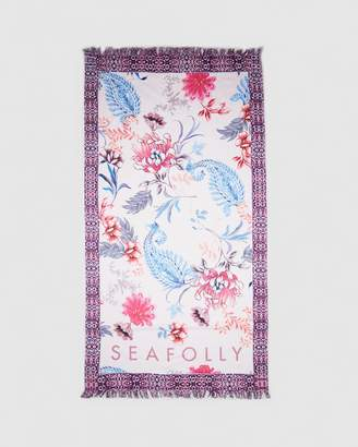 Seafolly Water Garden Towel