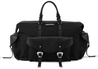 DSQUARED2 oversized buckled holdall