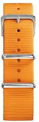 Oxygen Unisex Orange Nylon Buckle Pin of 22cm