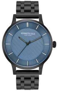 Kenneth Cole New York Classic Stainless Steel Bracelet Watch