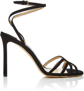 Jimmy Choo Mimi Suede Sandals