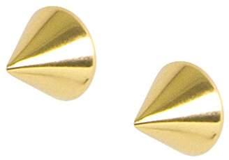 Matthew Calvin - Point Studs Gold