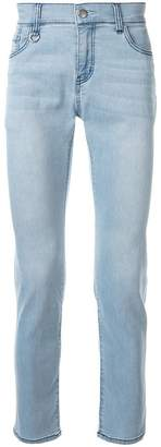 GUILD PRIME contrast stitch jeans