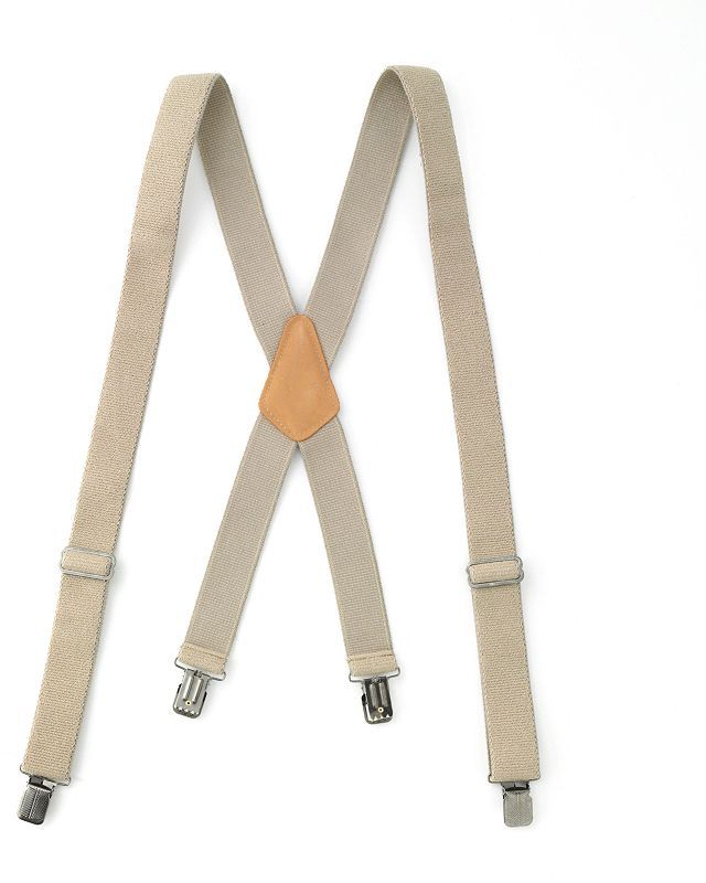 Columbia™ herringbone suspenders