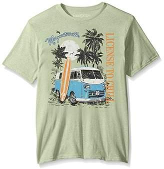 Margaritaville Men's Short Sleeve License to Chill T-Shirt