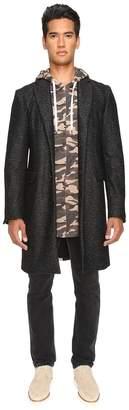 Pyer Moss Flex Overcoat Men's Coat