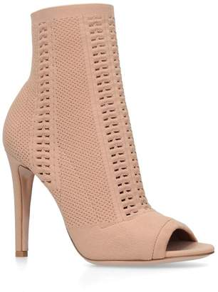 Gianvito Rossi Vires Sock Boots 100