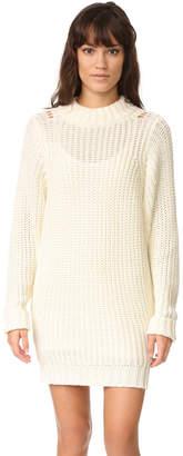 dRA Lanie Sweater Dress $159 thestylecure.com
