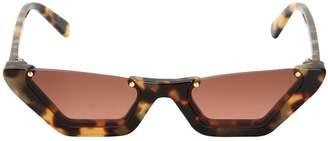 Philipp Plein Acetate Sunglasses