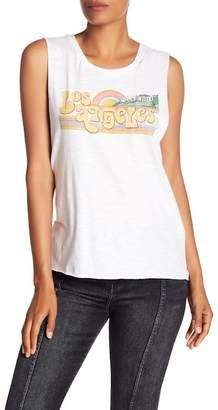 Lucky Brand Los Angeles Tank Top