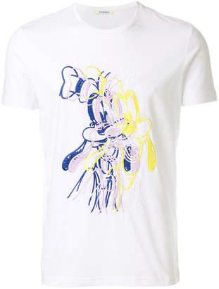 Iceberg embroidered T-shirt