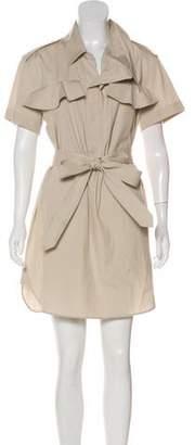 Burberry Mini Shirt Dress