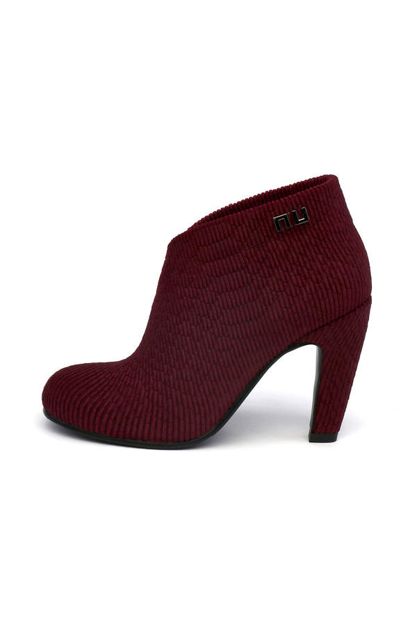 United Nude Fold-Hi Booties