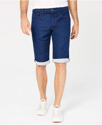 G Star 3301 Destructed Denim Shorts, Created for Macy's