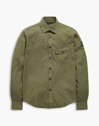 Belstaff Steadway Long Sleeve Shirt