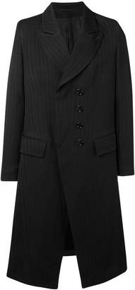 Ann Demeulemeester mid-length double breasted coat