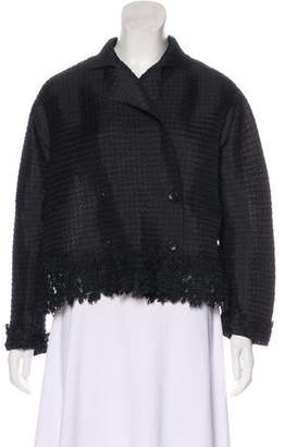 Issey Miyake Lightweight Button-Up Jacket w/ Tags