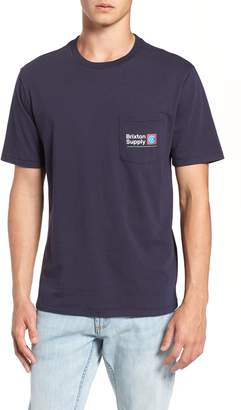 Brixton Orson Pocket T-Shirt
