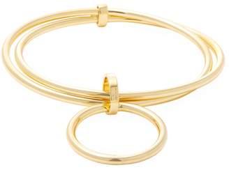 Trina Turk Women's Double Ring Bangle Bracelet