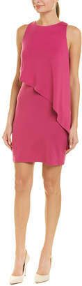 Susana Monaco Overlay Shift Dress