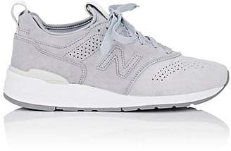 low priced 6390d f7e67 New Balance MEN S 997 SUEDE SNEAKERS