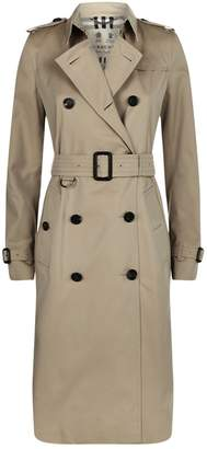 Burberry Kensington Extra Long Heritage Trench Coat