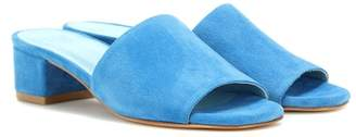 Maryam Nassir Zadeh Sophie suede slip-on sandals