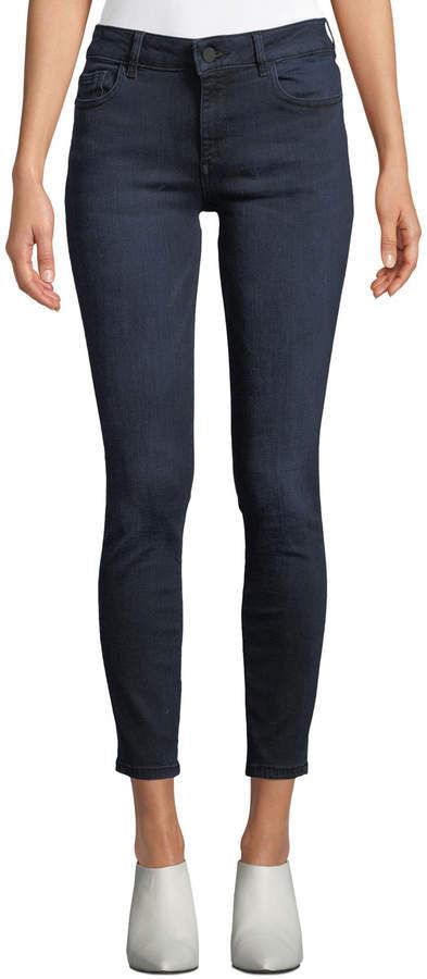 Dl1961 Premium Denim Margaux Skinny Ankle Jeans, Bentley
