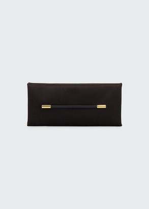 Tom Ford Satin Bar Clutch Bag