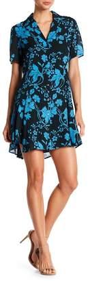 A.L.C. Kayden Silk Patterned Dress