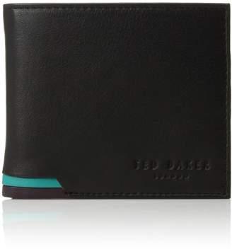 Ted Baker Men's Leather Bifold Wallet