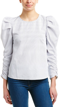 Aiden Striped Blouse