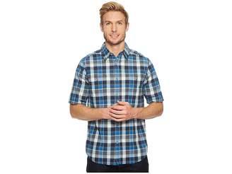 Woolrich Modern Fit Eco Rich Midway Yarn-Dye Shirt
