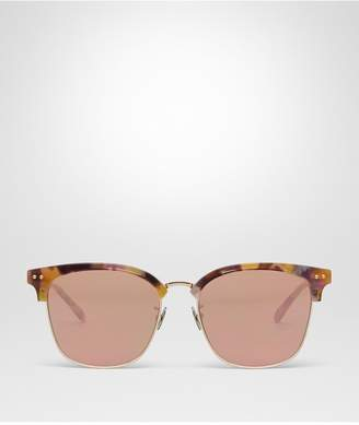 Bottega Veneta Multicolor Metal Sunglasses