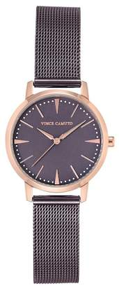 Vince Camuto Women's Analog Quartz Mesh Bracelet Watch, 26mm