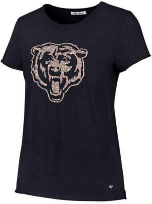 '47 Women's Chicago Bears Letter Crew T-Shirt