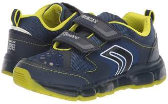 Geox Kids Android Boy 17 Boy's Shoes
