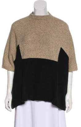 The Elder Statesman Cashmere Long Sleeve Sweater