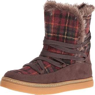 Rocket Dog Women's Vikey Chrissy Coast Fabric Winter Boot