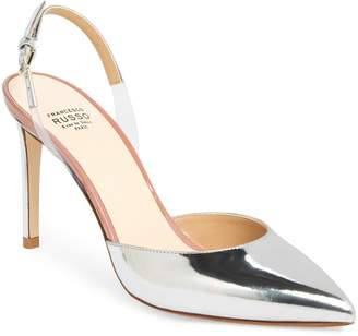 Francesco Russo Slingback Pump