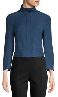 Akris Charme Textured Jacket