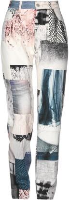 MM6 MAISON MARGIELA Denim pants - Item 42696489WV