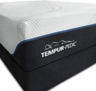 Tempur-Pedic Tempur-Proadapt Plush Tight-Top Memory Foam Mattress + Box Spring