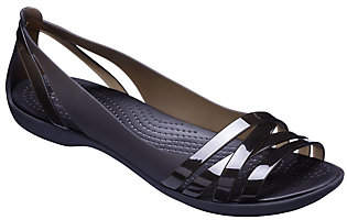 Crocs Sandals - Isabella Huarache 2 Flat
